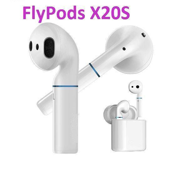 Навушники безпроводові   Bluetooth навушники   Бездротові сенсорні навушники X20S