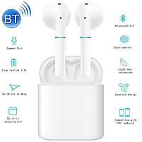 Навушники безпроводові   Bluetooth навушники   Бездротові сенсорні навушники X20S, фото 3