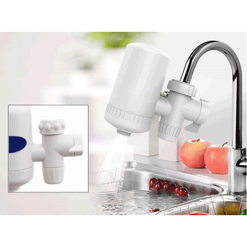 Фильтр для очистки воды Water Purifier ST248 | Фильтр-насадка на кран