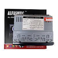 Автомагнитола 1DIN Alfasonic AL-2000U | Автомобильная магнитола , фото 3