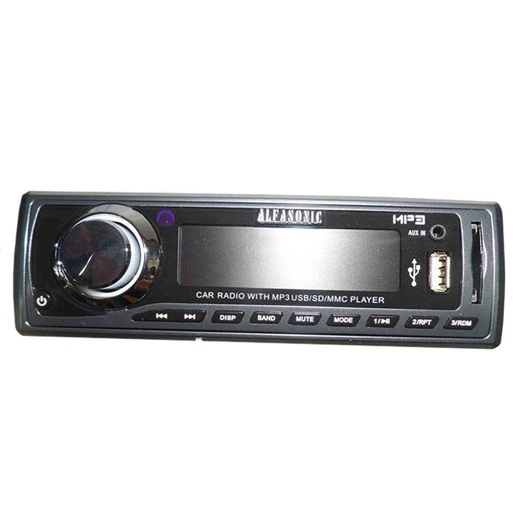 Автомагнитола 1DIN Alfasonic 3000U | Автомобильная магнитола