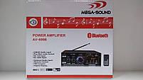 Підсилювач потужності звуку, AV-699B, фото 4