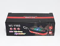 Портативная колонка WS-Y98B, фото 3