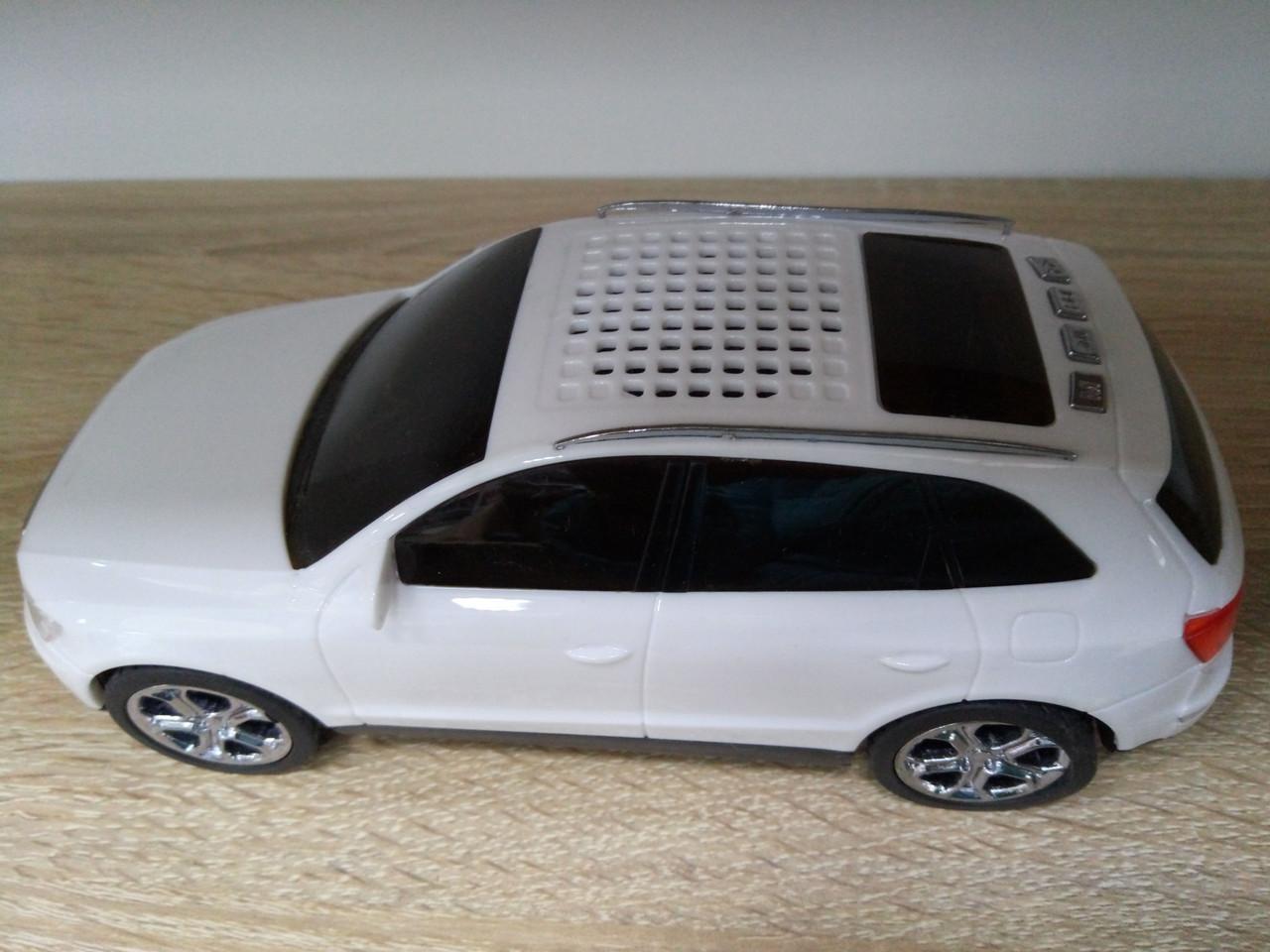 Портативная колонка WS-Q8 Audi