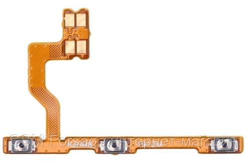 Шлейф Xiaomi Redmi 8, Redmi 8A (Power + Volume)