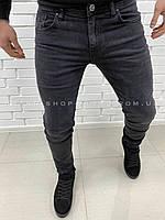 Мужские серые джинсы Burberry