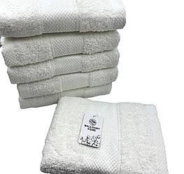 """Полотенце банное  махровое 70Х140  """"Белый Отель"""" оптом - от 6 шт."""