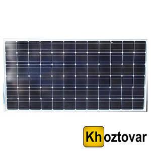 Сонячна батарея Solar board 200W 24V   Сонячна панель 137х102х10 мм