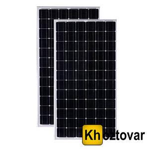 Сонячна батарея Solar board 155W 18V   Сонячна панель 148х67х35 см