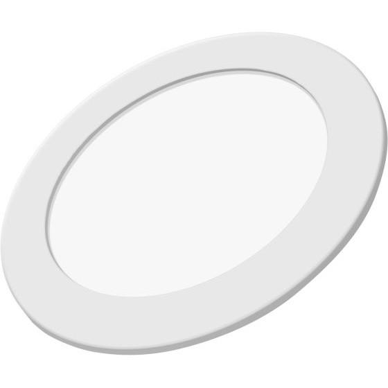 Светодиодный Led светильник встраиваемый Neomax (круг) 15W 4500K