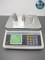 Ваги рахункові 30 кг ВТД-СЧ   F998-30 СЧ Днепровес