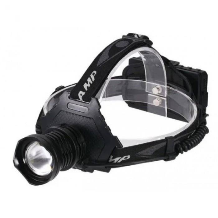 Фонарь налобный светодиодный X-BALOG BL-T70-P70