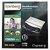 Гриль прижимний Rainberg RB-5406 електрогриль контактний 1500W, фото 9