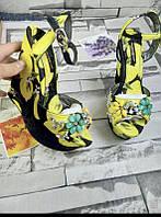 Туфлі човники каблук 10 см