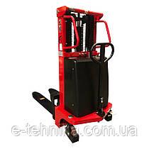 Штабелер электрический гидравлический Vulkan CTD15/20 1500 кг