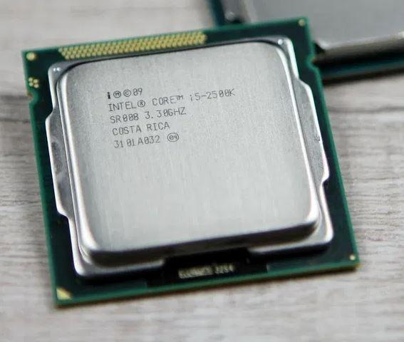 Процесор Intel Core i5-2500K 3.30 GHz, s1155, tray
