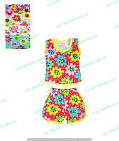 Летний костюм для девочки,одежда для девочек,интернет магазин,комсомольский детский трикотаж,кулир