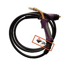 Пальник для напівавтоматичного зварювання PRO-2400, 3м