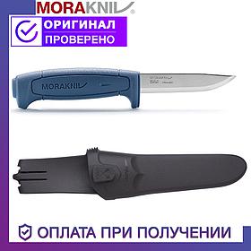 Нож Morakniv Basic 546 с лезвием из нержавеющей стали Моракнайв 12241