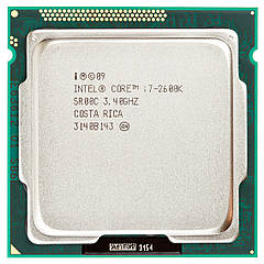 Процесор Intel Core i7-2600K 3.40 GHz, s1155, tray