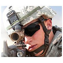 Очки тактические ESS Crossbow Black  2164