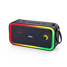Колонка Mifa F60 black. 40 Вт IPX7 Bluetooth 5.0