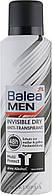 Balea Антиперсперант в спреї для чоловіків, невидимий захист