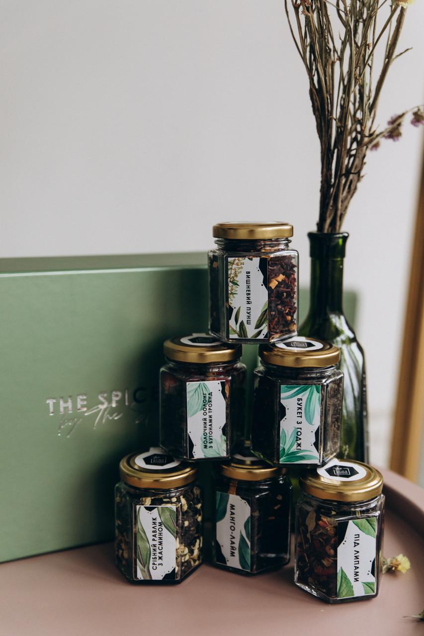 Подарочный набор The Spicebox / Премиум чайный 2