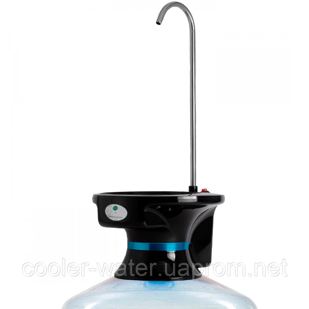 Помпа электрическая для воды ViO E3 Black с подставкой