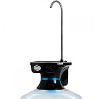 Помпа электрическая для воды ViO E3 Black с подставкой, фото 1