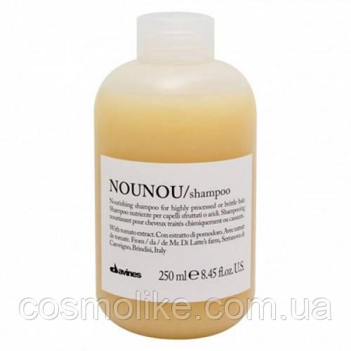 Davines Питательный шампунь Nounou Nourish Shampoo