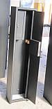 Сейфы для ружей для 1 ружья до 138см высотой, СО 1400 1Т, фото 4