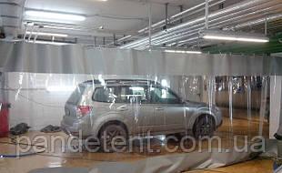 ПВХ шторы для автомоек в Украине от производителя