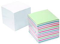 Бумага для заметок Economix 90*90, 1000 листов, белая, Е20938