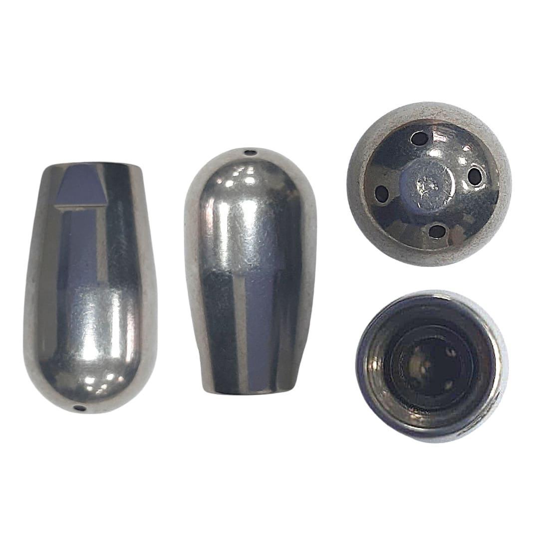 Насадка (шток) стимера, 4 отверстия, D.1,5 мм