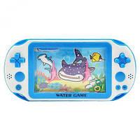 Водная игра в колечки синий 5869G-5869H