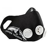 Маска дыхательная для бега и тренировок Elevation Training Mask 2.0, фото 4