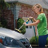 Мини мойка насадка для садового шланга Water Zoom (ВОТЕР ЗУМ) Увеличитель Давления Воды, фото 4
