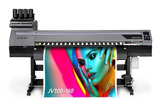 Экосольвентный принтер Mimaki JV100-160 B