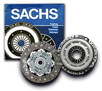 Сцепление SACHS для Ford Fiesta/Fusion 1.25-1.3-1.4 бензин