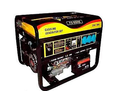 Генератор бензиновий Forte FG6500Е