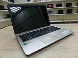 Ігровий ноутбук Asus X540L + (Чотири ядра) + SSD і HDD + ІДЕАЛ+ Гарантія, фото 2
