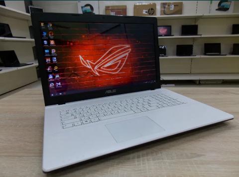 17.3 Экран Ноутбук Игровой Asus X75V + Core i5 + 8 ГБ RAM + Гарантия