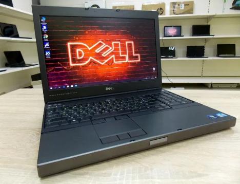 Ігровий Ноутбук DELL M4600 + Core i5 + Метал корпус + Гарантія