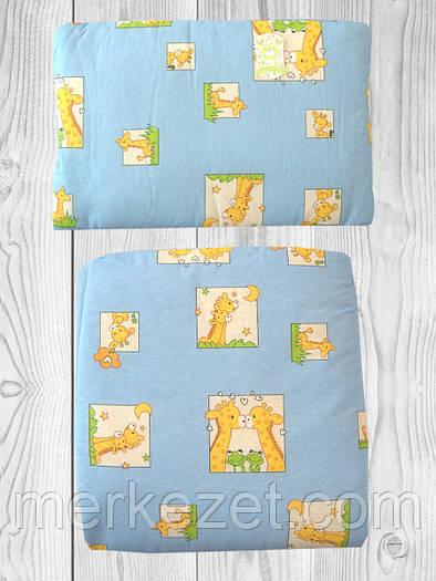 Одеяло и подушка для детей