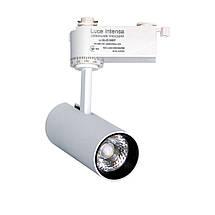 Світильник трековий світлодіодний ЕВРОСВЕТ Luce Intensa LI-10-01 10Вт 4200К 1000Лм білий (000056798), фото 3
