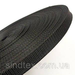 Стропа сумочная-ременная 50ярд. черная 1,5см (657-Л-0783)