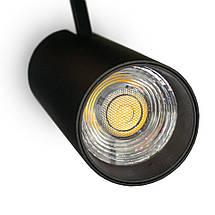 Світильник трековий світлодіодний ЕВРОСВЕТ Luce Intensa LI-20-01 20Вт 4200К 2000Лм чорний (000056773), фото 3