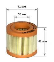 Фильтр воздушный на компрессор Aircast LB75, фото 1