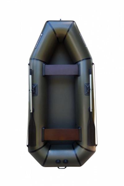 Човен гребний надувна Лисичанка Л280